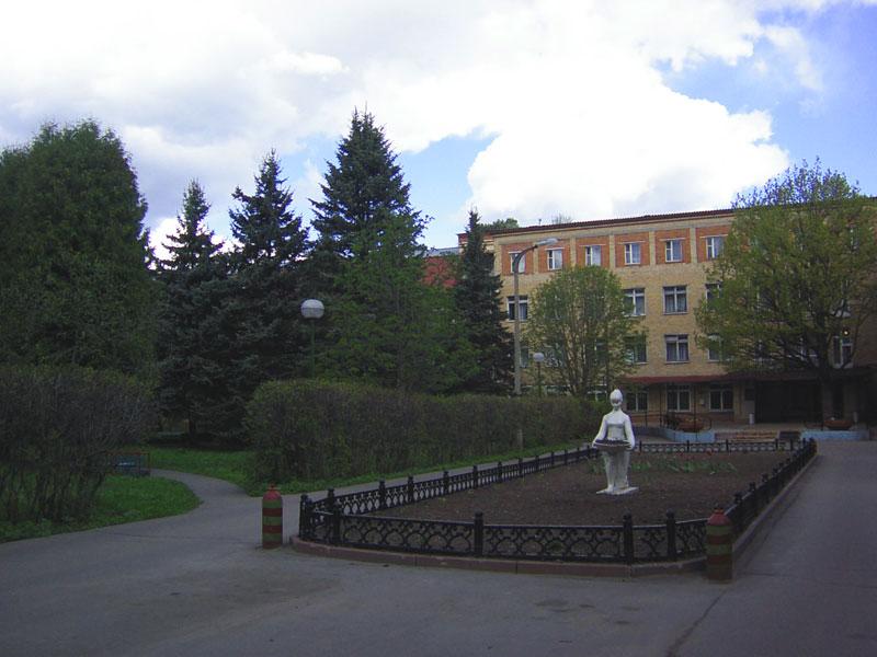 Санаторий Переделкино