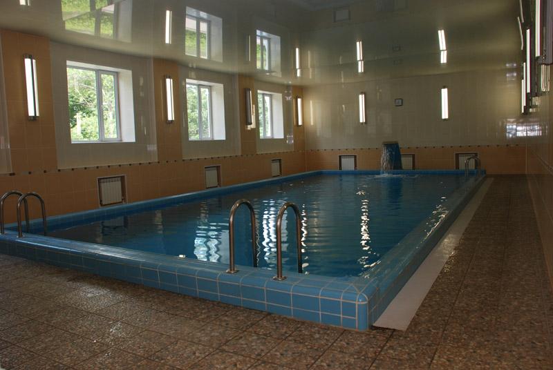Бассейн санатория Бильярд