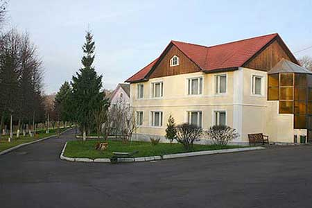 Дом отдыха Григорчиково