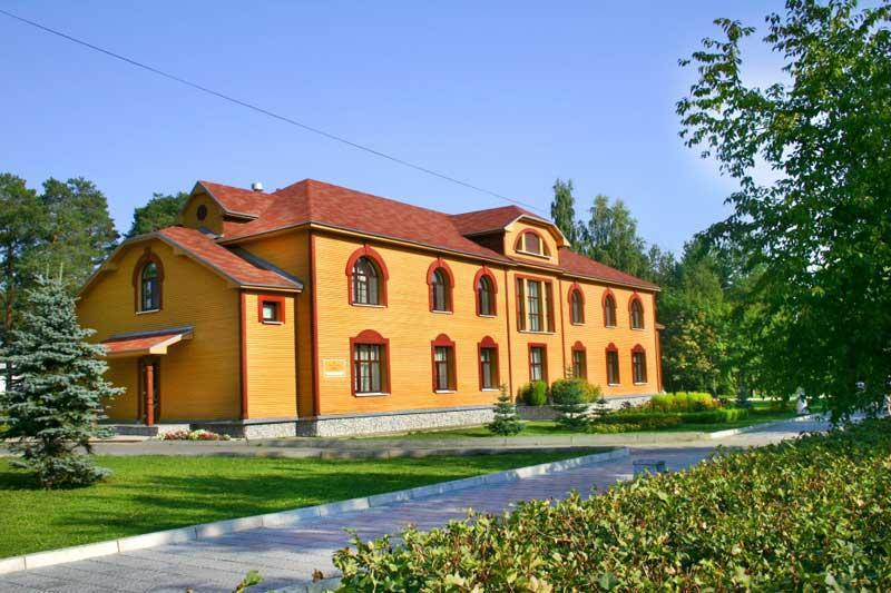 Санаторий Славянский в