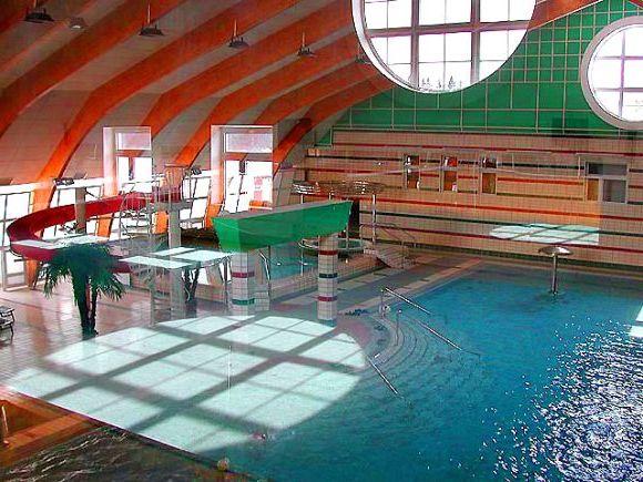 корпус 5 бассейн