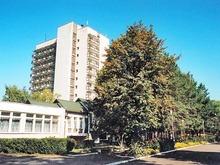 Вид санатория Берестье