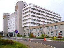 Санаторий Радон, Белоруссия