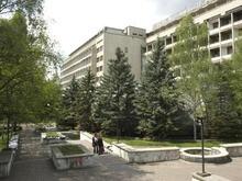 Корпуса санатория Семашко в Кисловодске