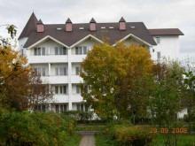 Отель романтик истра